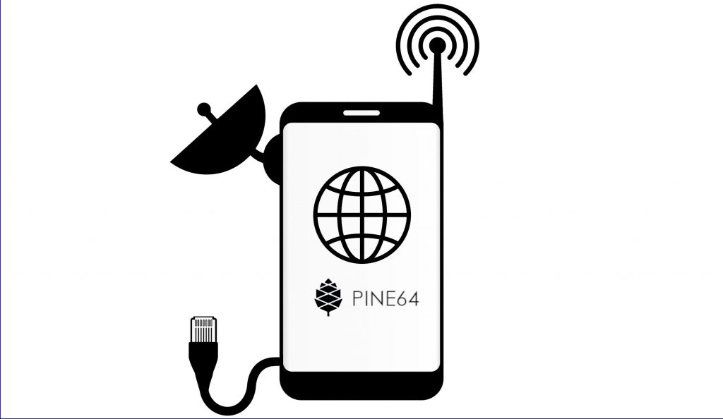 PineCom: a small privacy-oriented communication device