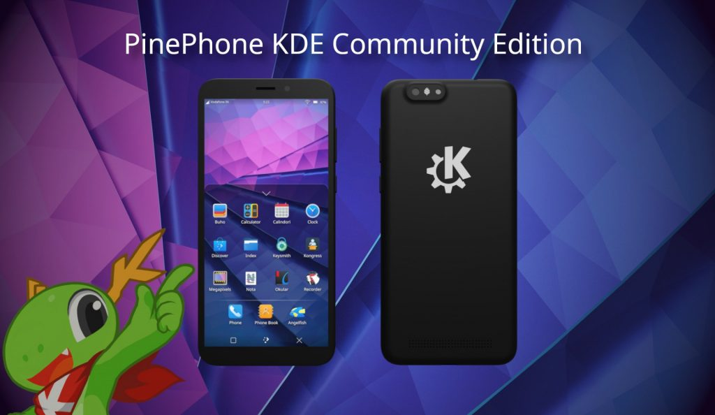 KDE Community Edition is now available