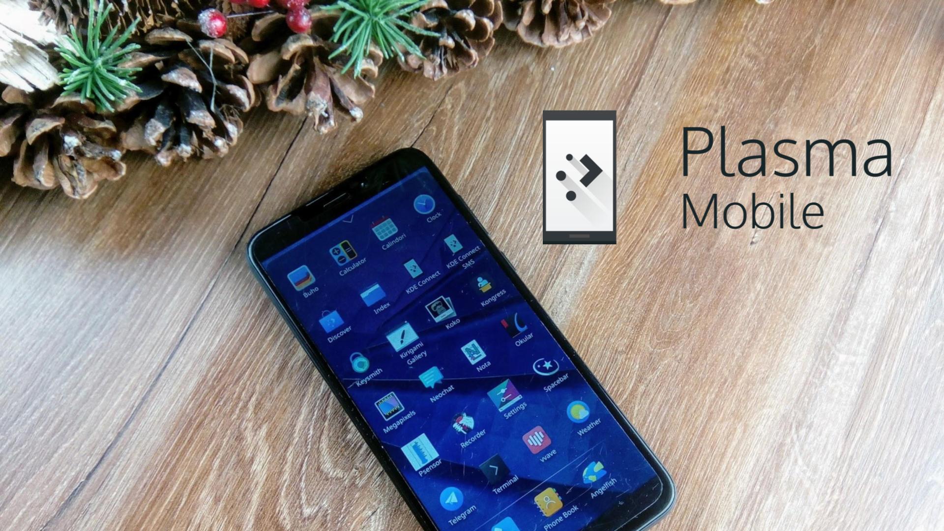 Pinephone KDE Community Edition