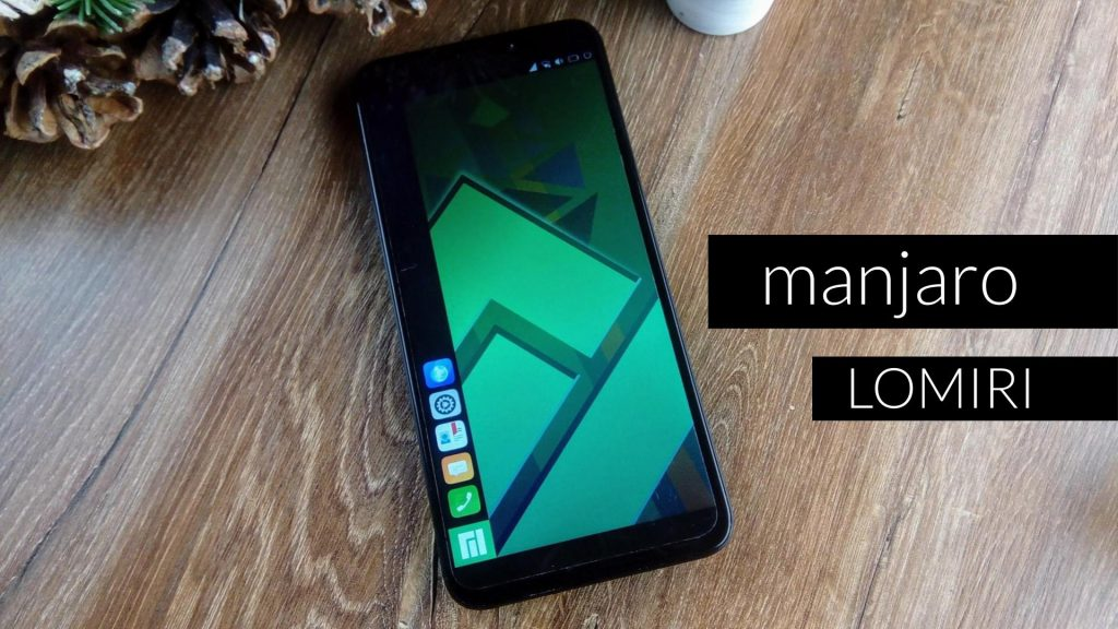 Manjaro ARM Developer of Lomiri for PinePhone